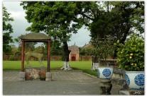 Huê – Temple du culte des Empereurs Nguyen Thé Mieu – Jardin