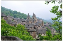 Conques – Aveyron
