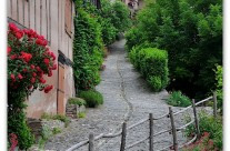 Conques – Ruelle