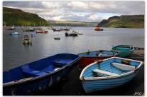 Isle of Skye – Portree – Le Port