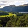 Vue sur le Loch Ness