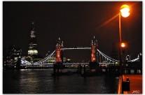Tower Bridge et The Chard