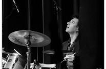 Trio Bergin – Christophe Naudi – Drums