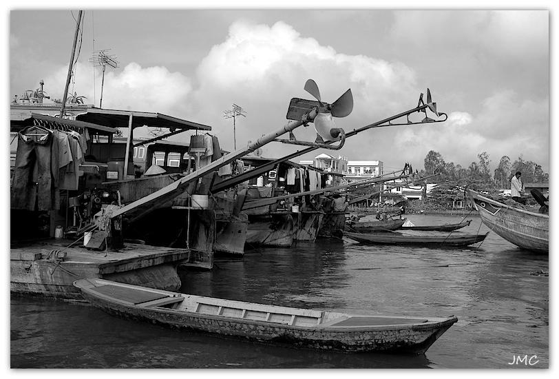Cân Tho – Delta du Mékong