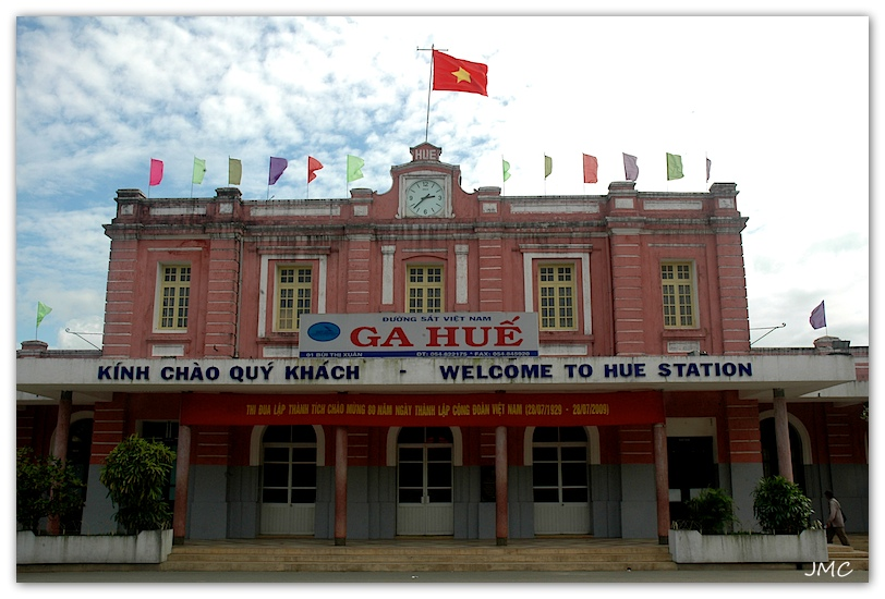 Huê – La gare photo