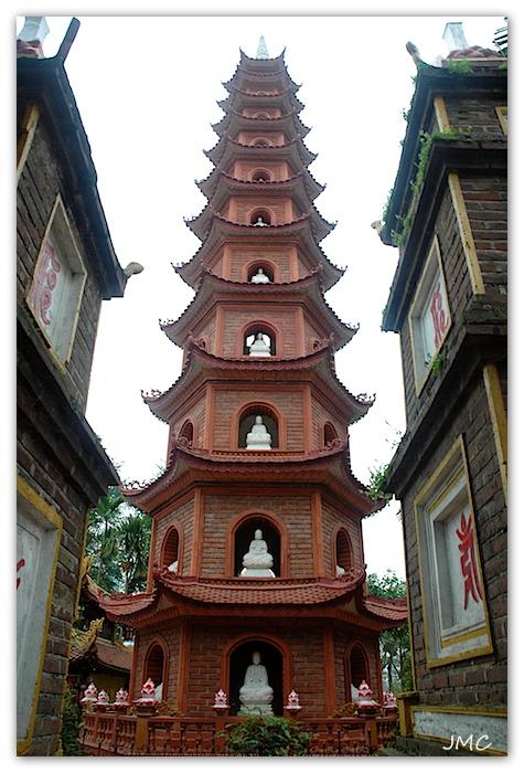 Hanoï – Temple