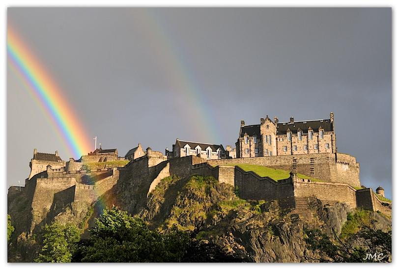 Edinburgh – Le château