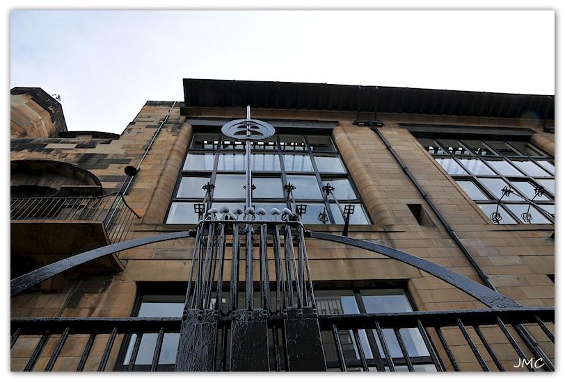 Glasgow – Ecole des beaux arts