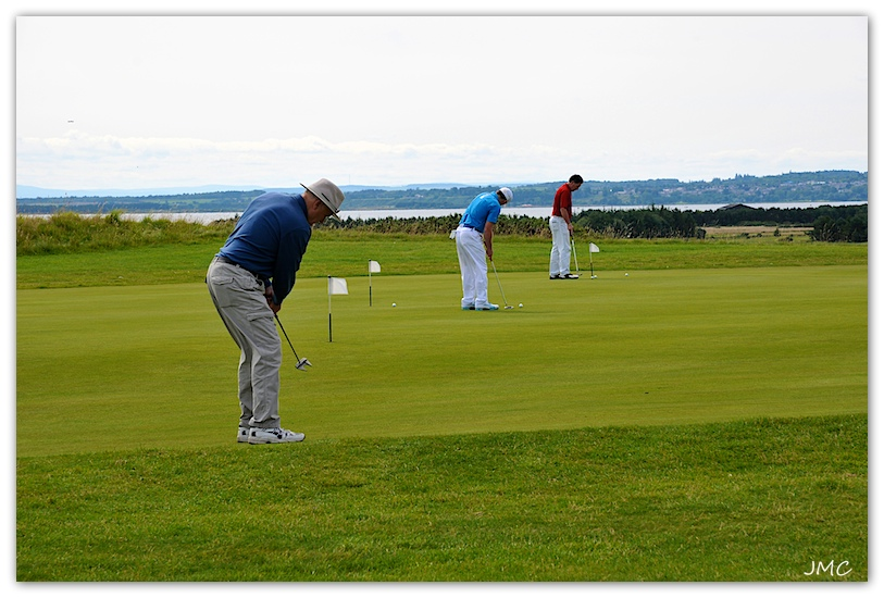 Dornoch – Le golf photo