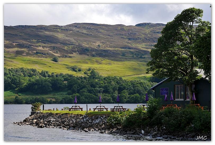 Au bord du Loch Ness