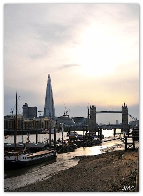 Coucher de Soleil sur Tower Bridge