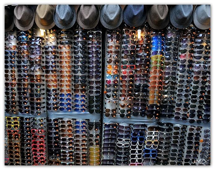 Des lunettes à Camden
