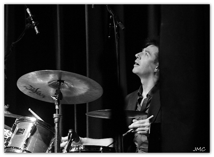 Trio Bergin – Christophe Naudi – Drums