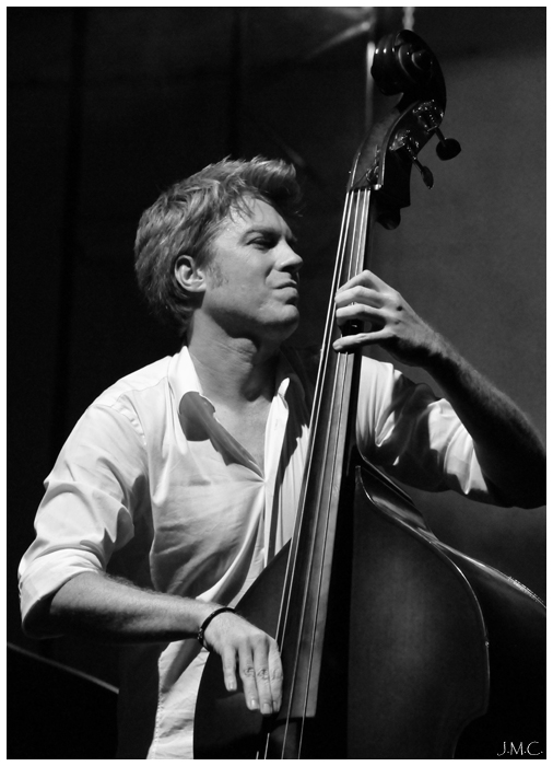 Kyle Eastwood Carcassonne 6 photo
