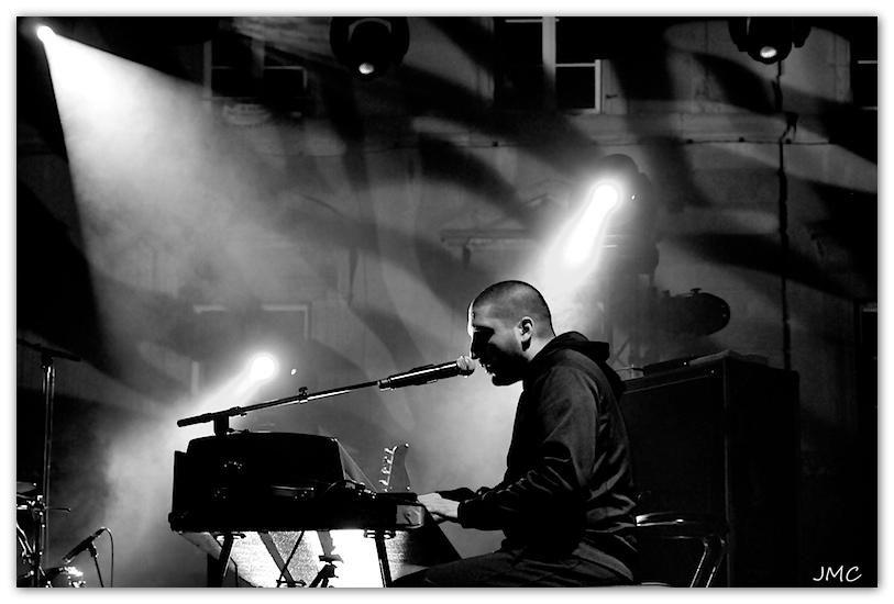 Ibrahim Maalouf 2 Carcassonne photo
