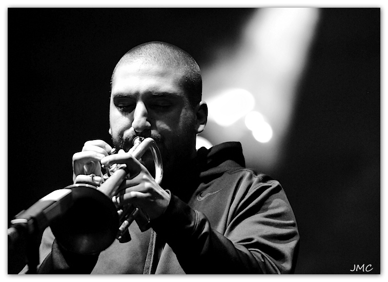 Ibrahim Maalouf 3 Carcassonne photo