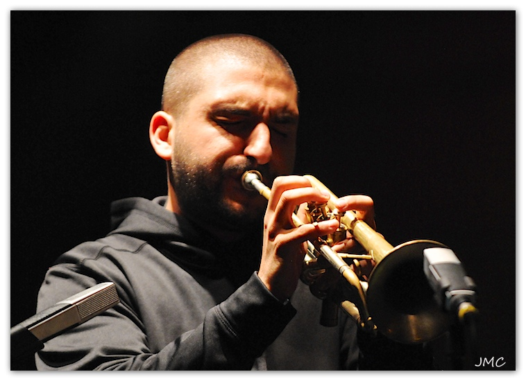Ibrahim Maalouf 4 Carcassonne photo
