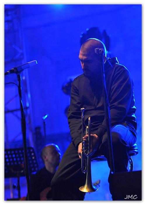 Ibrahim Maalouf 6 Carcassonne photo