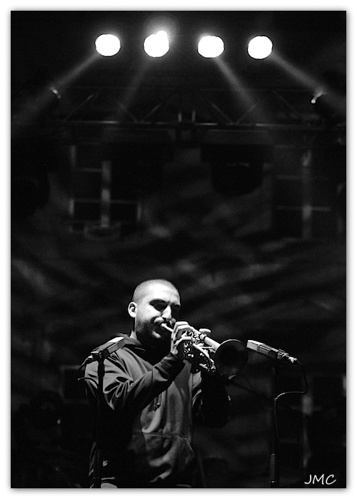 Ibrahim Maalouf 8 Carcassonne photo