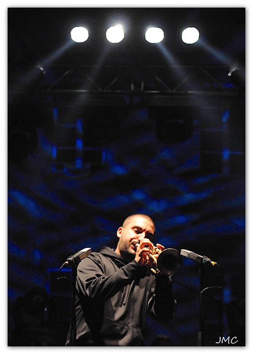 Ibrahim Maalouf 9 Carcassonne photo