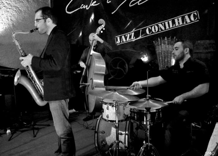 Les Metropolitains – Cave a Jazz du 29-10-2011