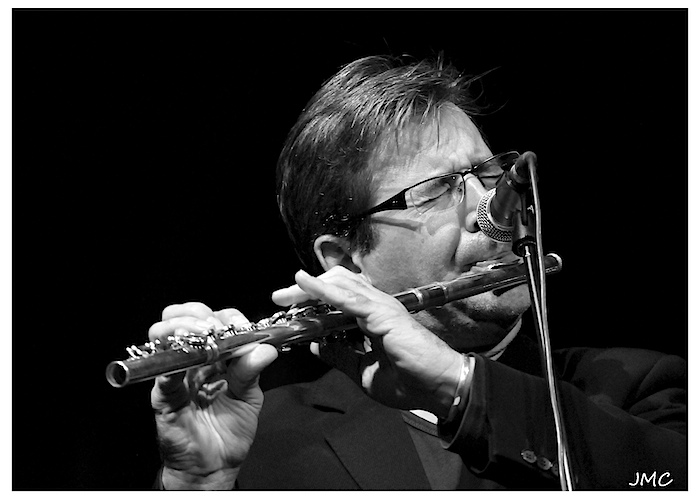 Conilhac 2011 – Big Band 31 invite David Linx photo