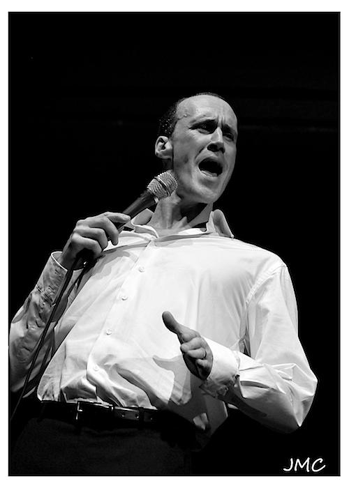 Conilhac 2011 – David Linx photo