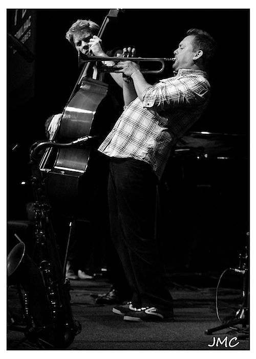 Conilhac 2011 – Kyle Eastwood Band – Quentin Collins photo