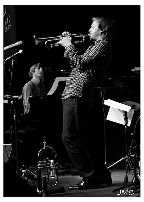 Conilhac 2011 – Samy Thiebault Quartet -Julien Alour photo