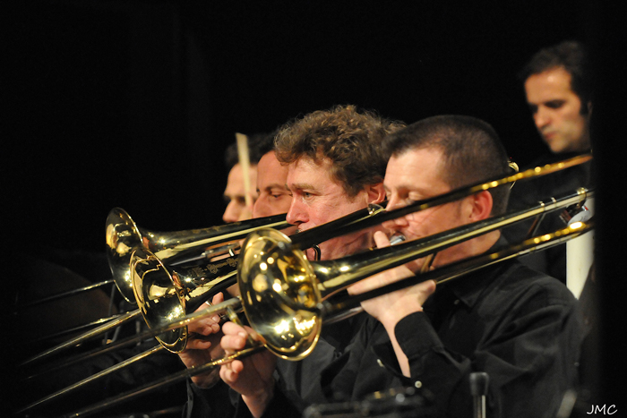 Conilhac 2012 – Big Band Brass