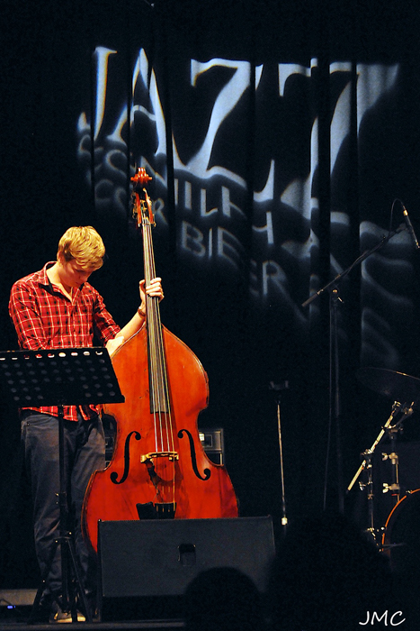 Conilhac 2012 – Laurent Coulondre Trio